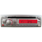 JBL MR145 Silver  AM/FM/CD  Marine Stereo