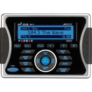 JENSEN AMFMUSB Waterproof Stereo with Bluetooth