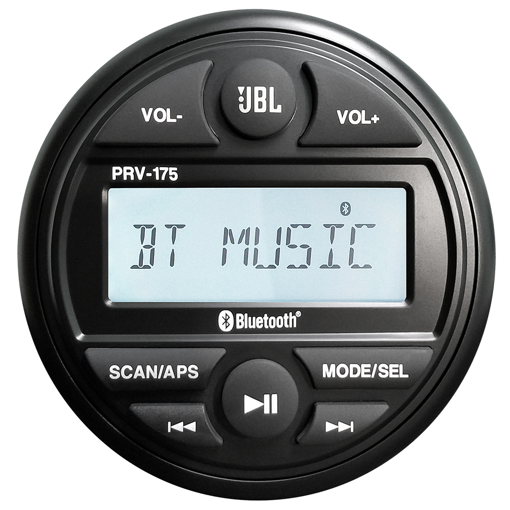 Get 2018 S Best Deal On Jbl Jblprv175 Marine Stereo Rock