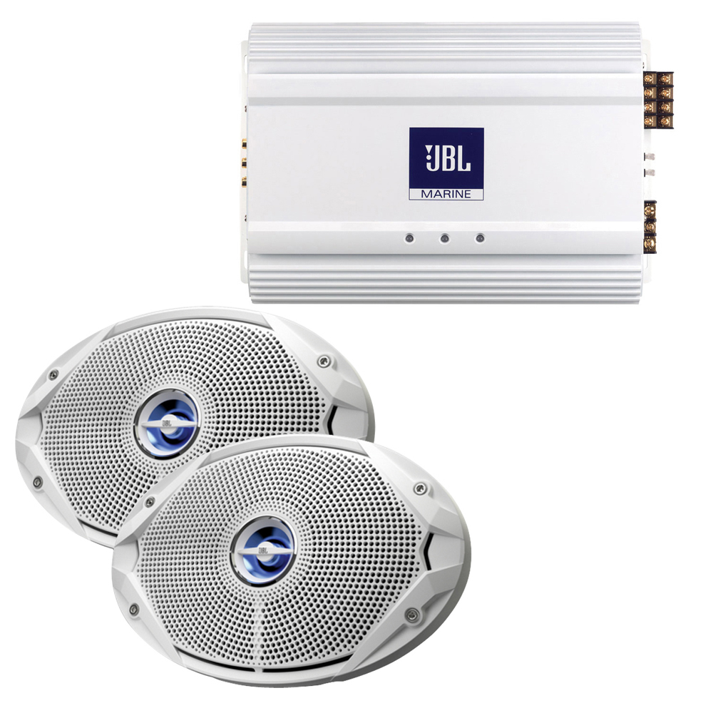 Get 2018 S Best Deal On Jbl Ms9520 Ma6004 Marine Stereo