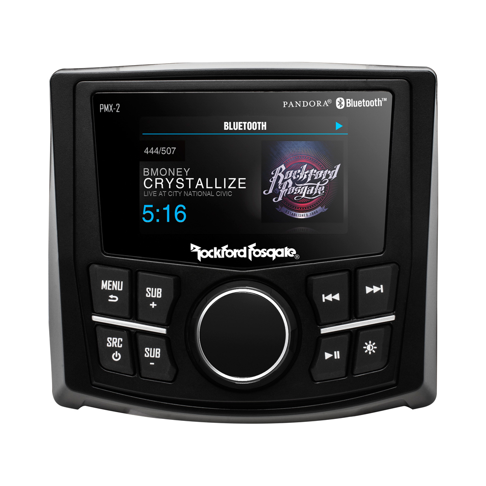 Get 2018 S Best Deal On Rockford Fosgate Pmx 2 Marine