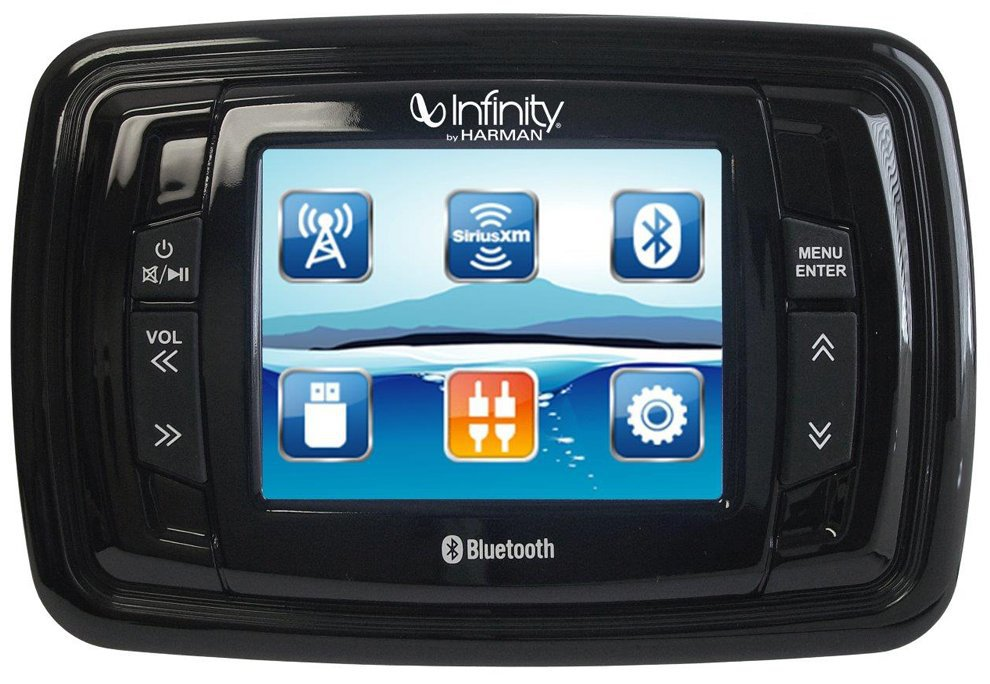 Get 2018\'s Best Deal On Infinity INFPRV350 Marine Stereo | Rock The ...