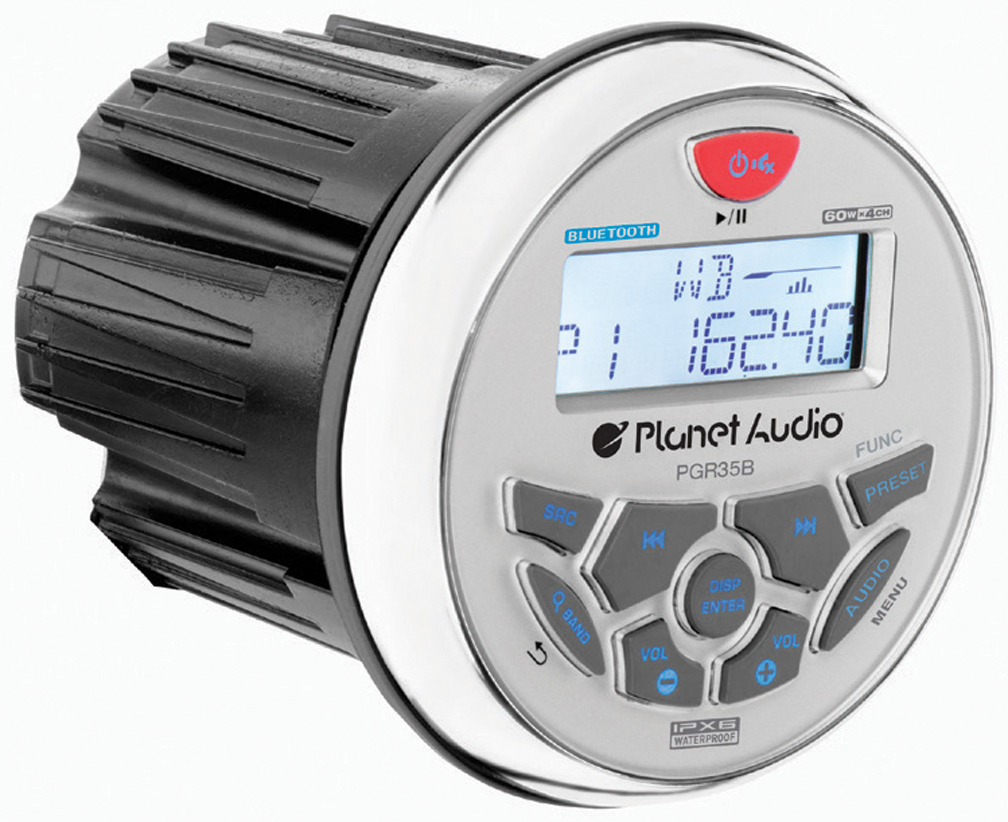 get 2018 s best deal on planet audio pgr35b marine stereo