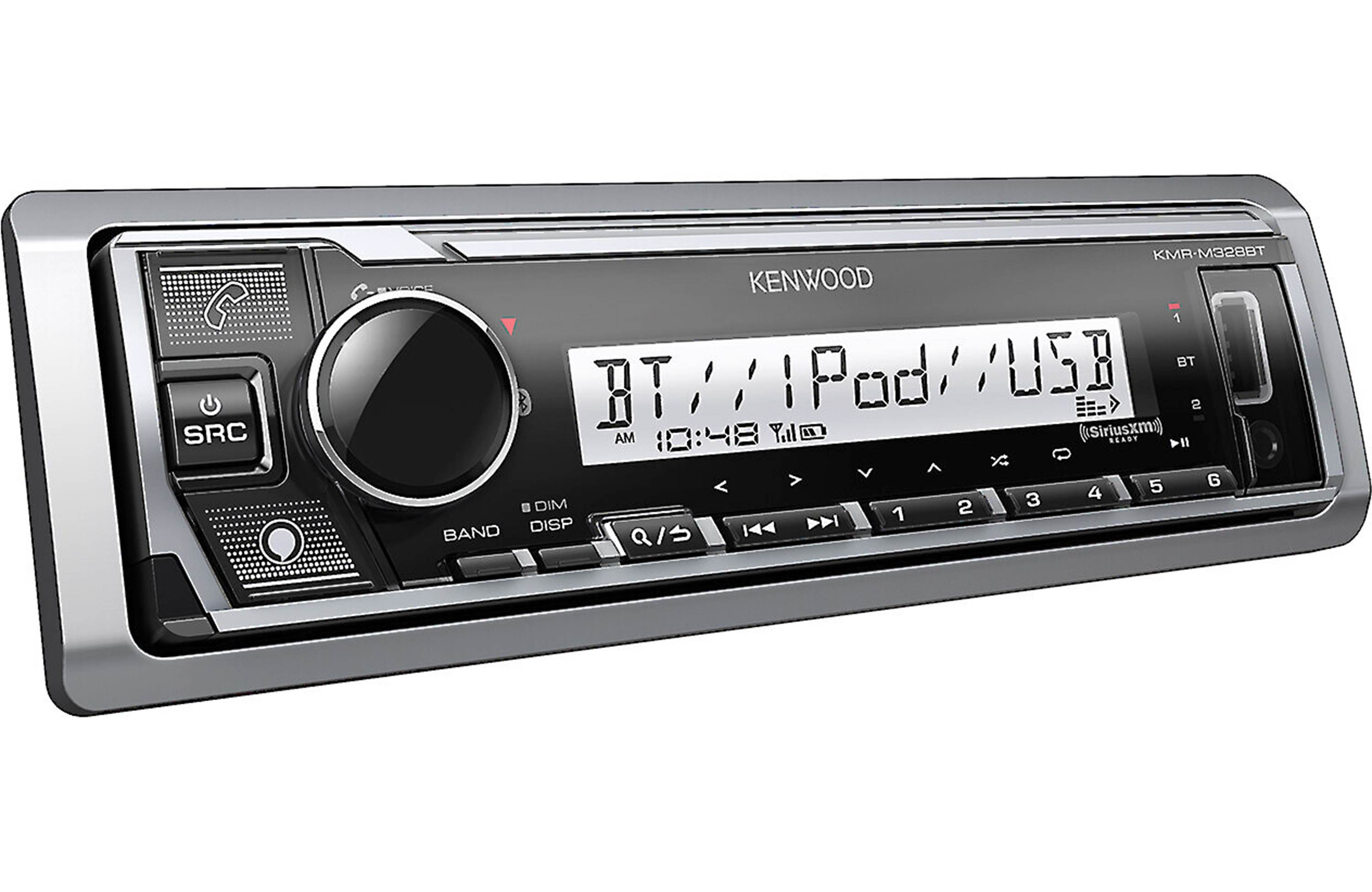Get 2019 S Best Deal On Kenwood Kmrm325bt Marine Stereo