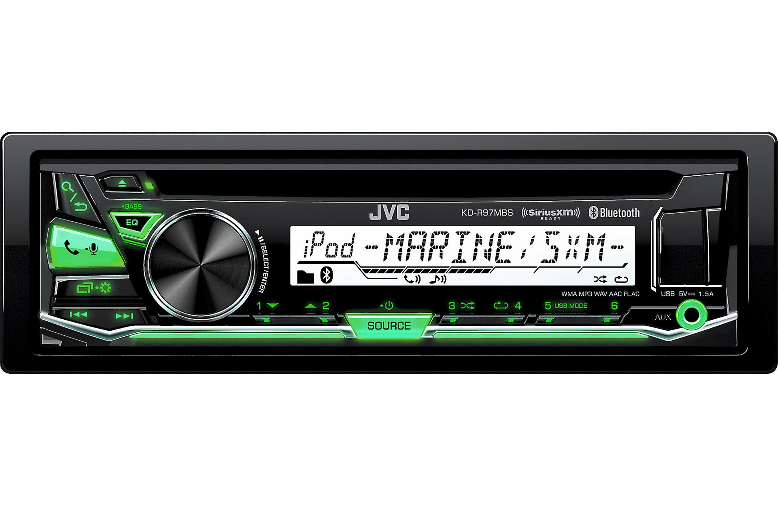 Get 2018s Best Deal On Jvc Kd R97mbs Marine Stereo Rock The Boat Player Circuit Board Pcb With Fm Radio View Mp3 Am Receiver Cd Usb Port Ipod Control Siriusxm Ready Bluetooth Pandora I Heart