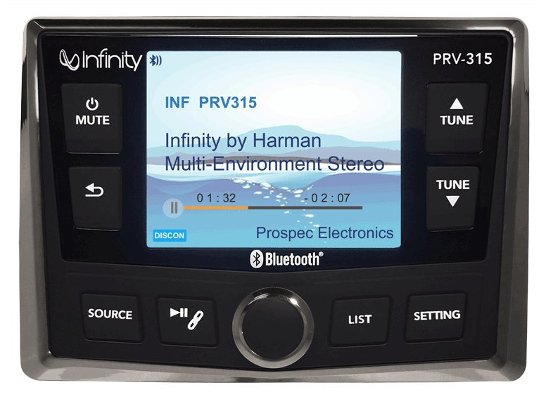 Get 2018\'s Best Deal On Infinity INFPRV315 Marine Stereo | Rock The ...