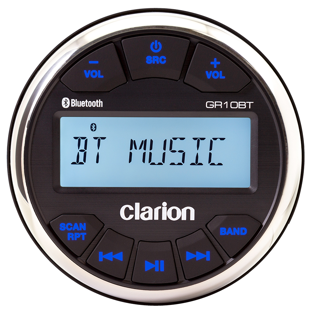 get 2018 s best deal on clarion gr10bt marine stereo