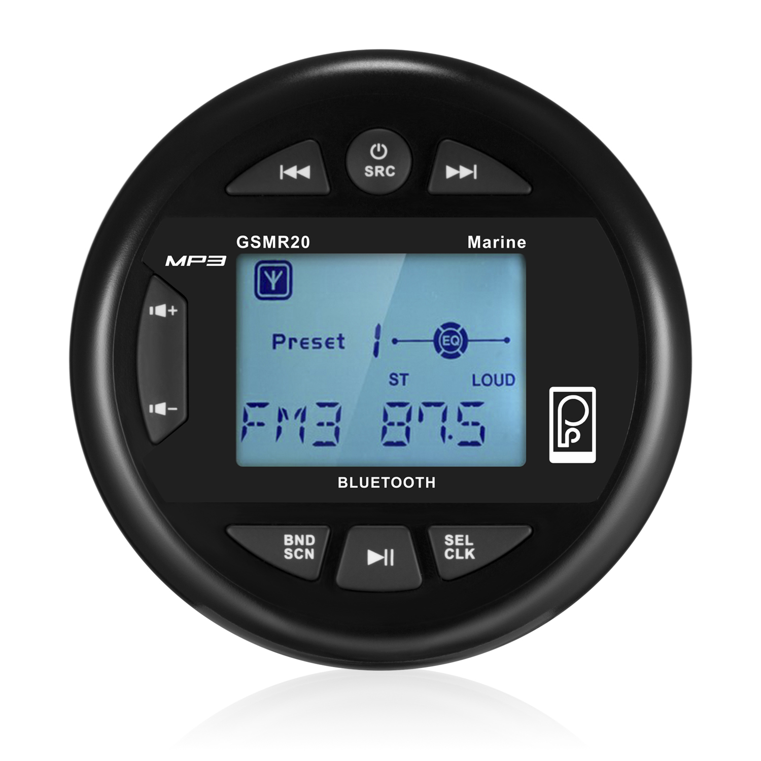 get 2019 s best deal on poly planar gsmr20 marine stereo