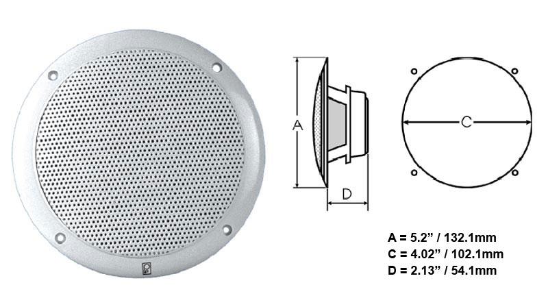 get 2018 s best deal on poly planar ma4054b marine speakers rock rh rocktheboatmarinestereo com